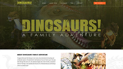 DINOSAURS! A Family Adventure