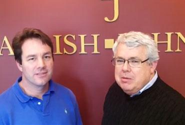 Randy Knutson & Scott V. Kelly